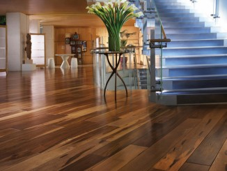 GeekPac Online News For The Geek In Us Part - Modern hardwood floors